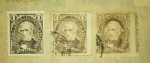 Stamps America - Argentina -  1888- Velez Sarsfield