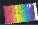 Stamps Europe - Germany -  Espectro de colores