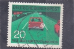 Stamps Europe - Germany -  seguridad vial