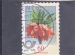 Sellos de Europa - Alemania -  flores-