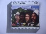 Stamps : America : Colombia :  Federación Nacional de Cafeteros de Colombia -90 Años  1927-2017 - País Orgullosamente Cafetero.