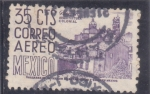 Stamps Mexico -  arquitectura colonial