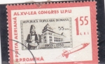 Stamps Romania -  congreso U.P.U
