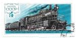 Sellos de Europa - Rusia -  locomotora