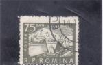 Stamps Romania -  ganado vacuno