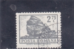 Sellos del Mundo : Europa : Rumania : roca