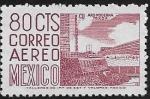 Sellos del Mundo : America : México : Ciudad Universitaria, Cd Mx