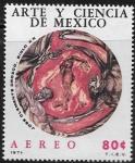 Sellos del Mundo : America : México : Mural de José Clemente Orozco en el Hospicio Cabañas, Guadalajara