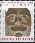 Sellos del Mundo : America : México : Buzón colonial, Cd Mx