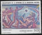 de America - México -  La Conquista de la Energía, por José Chávez Morado