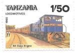 de Africa - Tanzania -  locomotora