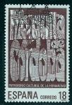 Stamps Spain -  Patrimonio coltural de la humanidad