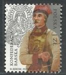 Sellos de Europa - Polonia -  M.Jedresic