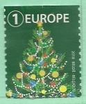 Stamps Belgium -  Navidades