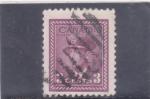 Sellos del Mundo : America : Canadá :  rey George VI