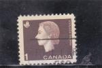 de America - Canadá -  reina Isabel II