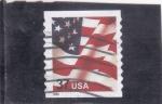 de America - Estados Unidos -  bandera estado unidense