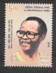 Sellos de Asia - India -  Oliver Reginald Tambo