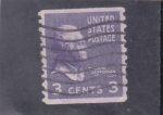 Stamps United States -  Thomas Jefferson