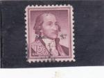 Stamps United States -  John Jay
