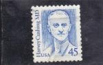 Stamps United States -  Harvey Cushing