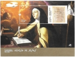 Stamps : Europe : Portugal :  Santa Teresa de Jesus