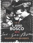 Stamps : Europe : Portugal :  San Juan Bosco