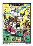 Stamps : America : Uruguay :  comics uruguayos