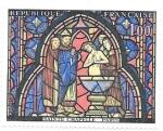 sello : Europa : Francia : Santa Capilla de París