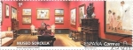 Stamps : Europe : Spain :  Museo Sorolla