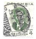 Sellos de America - Colombia -  Julio Garabito Armero