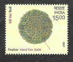 Sellos de Asia - India -  Mi3315 - Abanicos y Ventiladores Indios