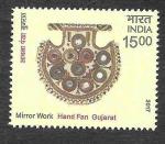 Stamps India -  Mi3310 - Abanicos y Ventiladores Indios