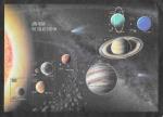 Stamps Asia - India -  Sistema Solar