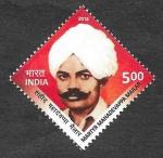 Stamps Asia - India -  Mahadevappa Mailar