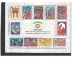 Stamps : Asia : India :  Cumbre Conmemorativa Asean-India
