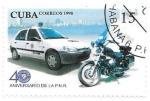Sellos del Mundo : America : Cuba : Aniversario GNR