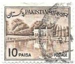 Sellos del Mundo : Asia : Pakistán : Estanque