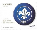 Stamps Portugal -  Boys scouts