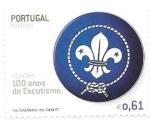 Sellos de Europa - Portugal -  Boys scouts