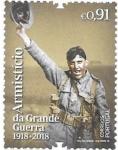 Stamps : Europe : Portugal :  Armisticio 1ªGM