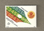 Stamps Europe - Spain -  Código Postal
