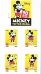 de Europa - Portugal -  Mickey Mouse