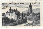 Stamps France -  Arbois