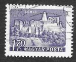 Sellos del Mundo : Europa : Hungría : 1288 - Castillo de Somló