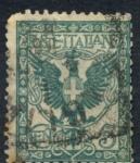 Sellos del Mundo : Europa : Italia : ITALIA_SCOTT 78 $0.55