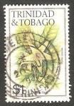 de America - Trinidad y Tobago -  493 - Flor