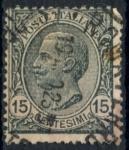 de Europa - Italia -  ITALIA_SCOTT 96 $0.3