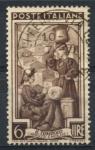 Stamps Italy -  ITALIA_SCOTT 553.01 $0.25