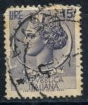 Stamps Italy -  ITALIA_SCOTT 679.02 $0.25